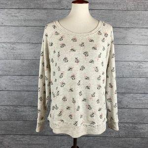 Torrid Woodland Creature Adorable Sweatshirt Sz 00